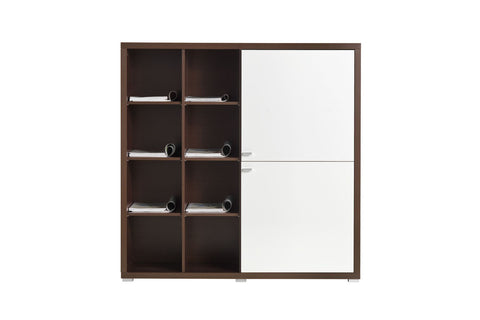 ARYA A3 - Modern Cabinet with Shelves and 2 Doors >140cm<