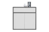 SOPHIA S04 - Modern Cabinet with Doors, a Drawer and Elegant Design >90cm<