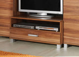 RUSSEL R7 - Modern RTV Stand with a Drawer, 4 colours >100cm<