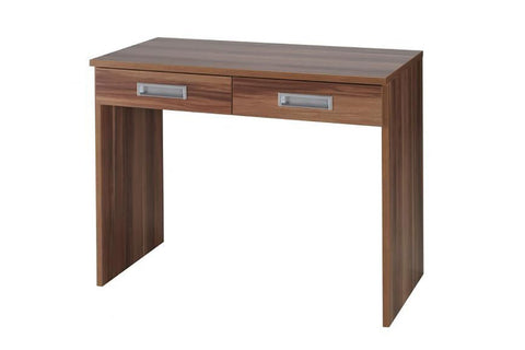ELLE E2 - Dressing Table with 2 Drawers and Modern Design >100x50cm<