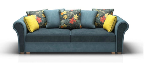 GINNY - Futurist functional and comfy commited to bring back classic design >255x106cm<