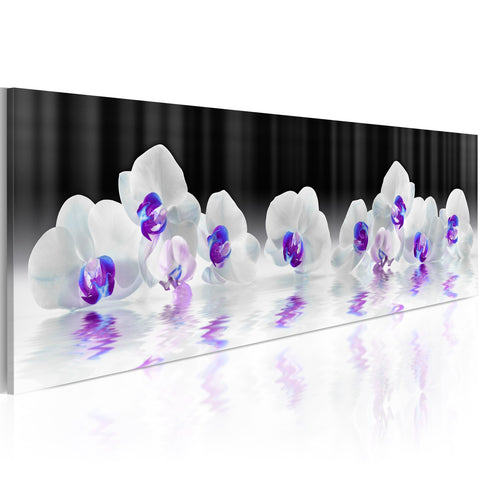 Canvas Print -  Water Orchids