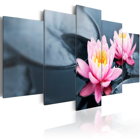Canvas Print - Waterlily dream