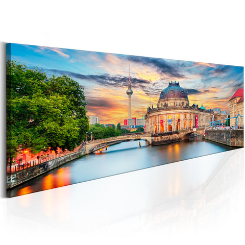 Canvas Print - Berlin: Museum Island