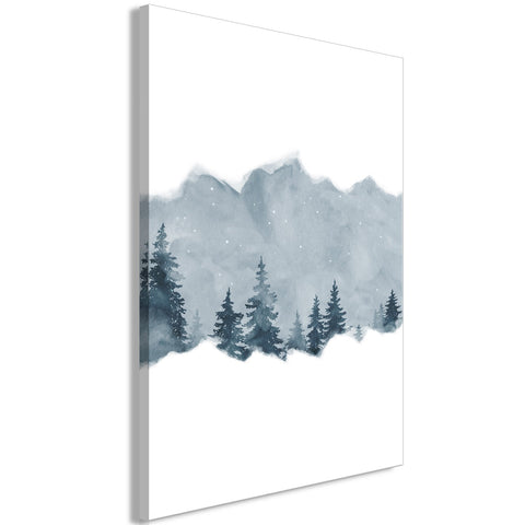 Canvas Print - Slice of Siberia (1 Part) Vertical