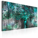 Canvas Print - Tree of the Future