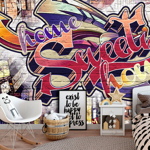 Wallpaper - Cool Graffiti