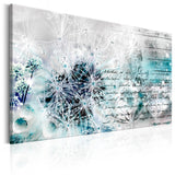 Canvas Print - Winter Stationery