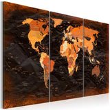 Canvas Print - Remarkable Map