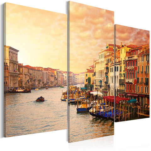 Canvas Print - The beauty of Venice