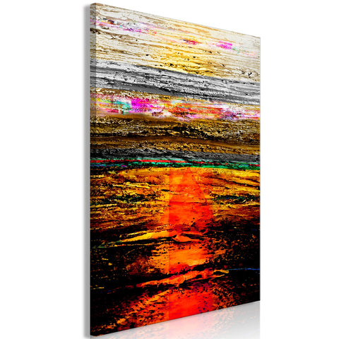Canvas Print - Childhood Dreams (1 Part) Vertical