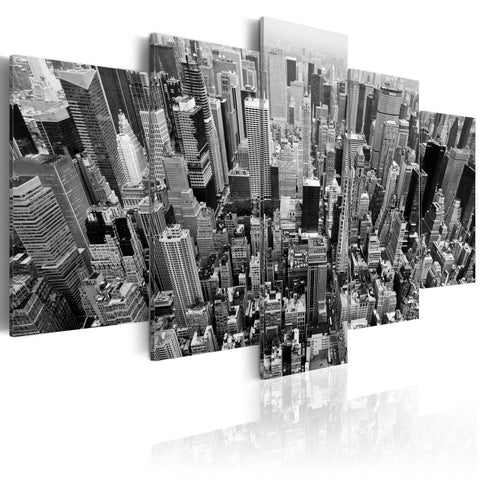 Canvas Print - Skyscrapers in New York