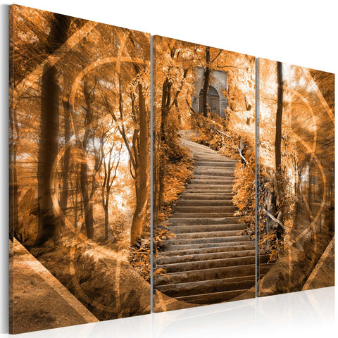 Canvas Print - Stairway to heaven