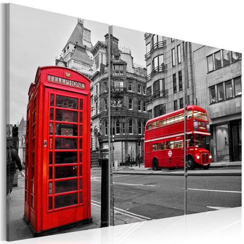 Canvas Print - London life