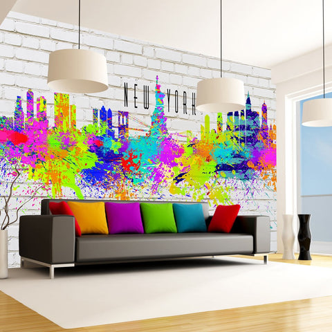 Wallpaper - Colors of New York