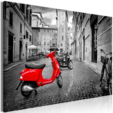 Canvas Print - My Dream (1 Part) Wide