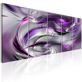 Canvas Print - Purple Gale
