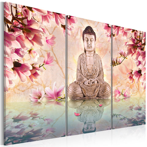 Canvas Print - Buddha - meditation