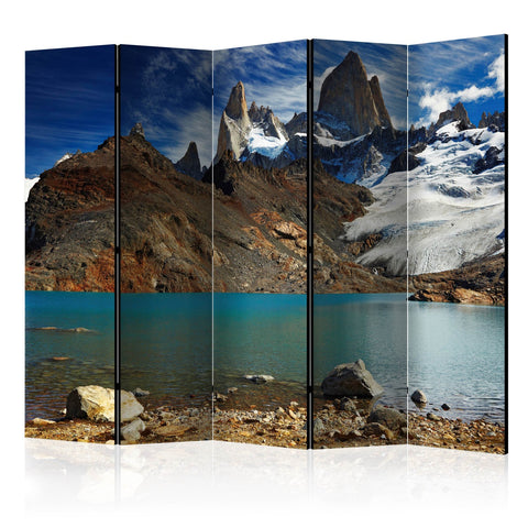 Room Divider - Mount Fitz Roy, Patagonia, Argentina II [Room Dividers]