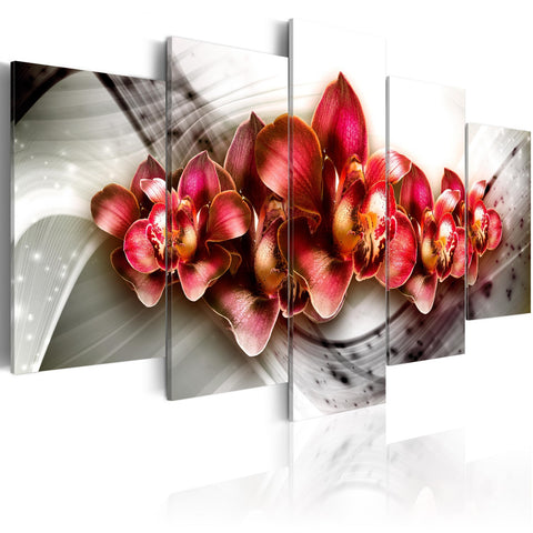 Canvas Print - Empire of the Orchid