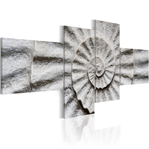 Canvas Print - Stone shell