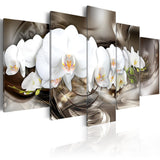 Canvas Print - Brown Mirage