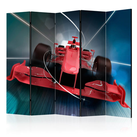 Room Divider - Formula 1 car II [Room Dividers]