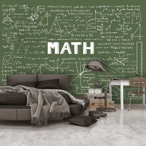 Wallpaper - Mathematical Formulas