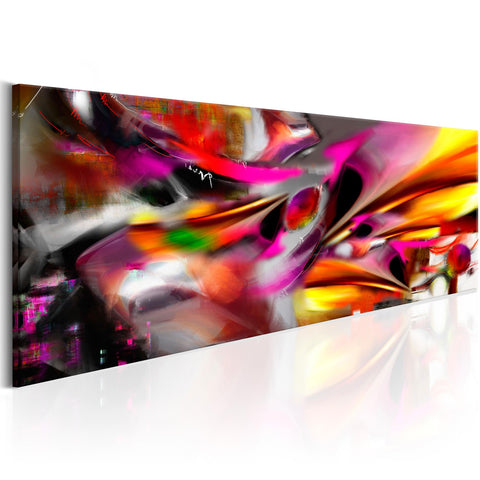 Canvas Print - Fiery Expression