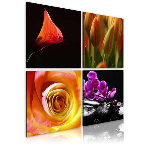 Canvas Print - The essence of beauty