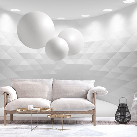 Wallpaper - Geometric Room