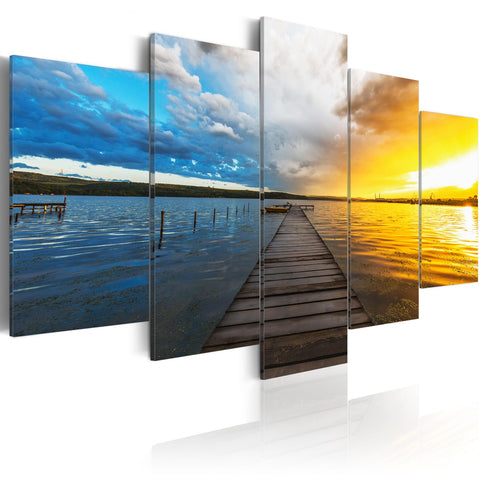 Canvas Print - Lake of Dreams