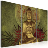 Canvas Print - Saint Buddha
