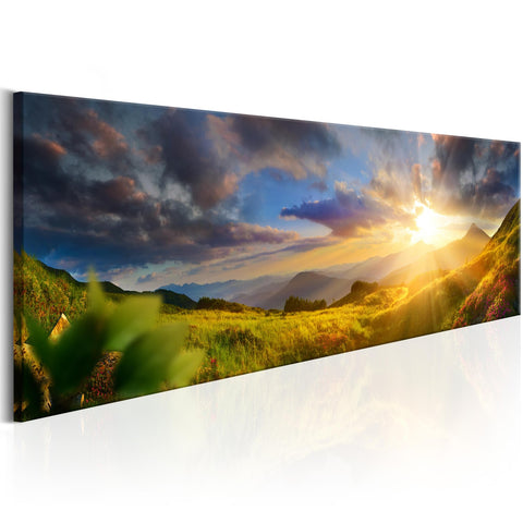 Canvas Print - Morning Enchantment