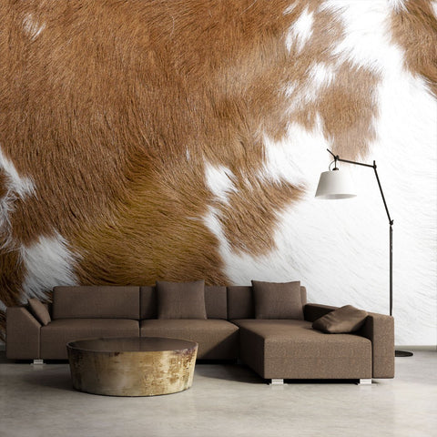 Wallpaper - Cowhide