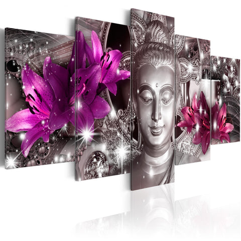 Canvas Print - Zen of Glitter