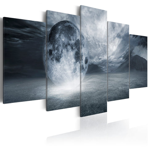 Canvas Print - New planet