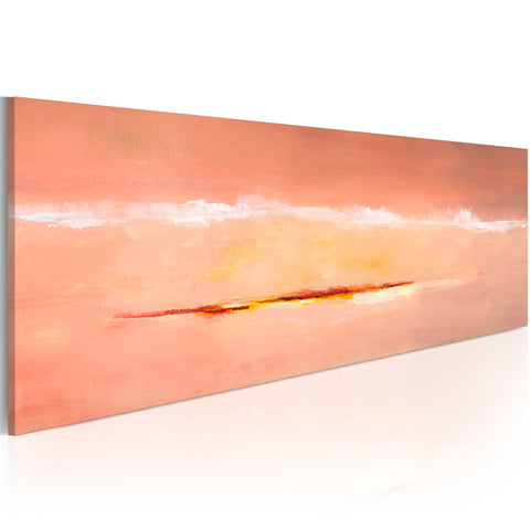 Handmade painting - Abstract daybreak