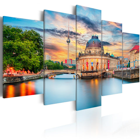 Canvas Print - Museum Island, Berlin