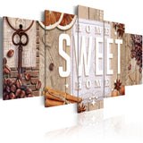 Canvas Print - Cinnamon inspiration