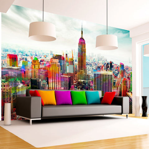 Wallpaper - Colors of New York City