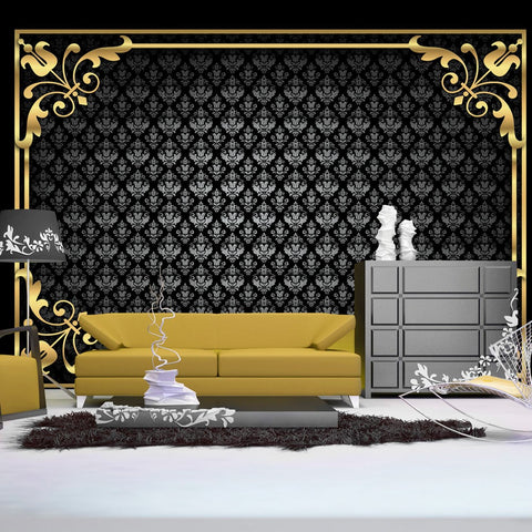 Wallpaper - A little bit of luxury