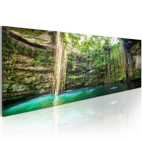Canvas Print - Hidden Treasure of the Nature
