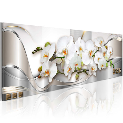 Canvas Print - Orchids II