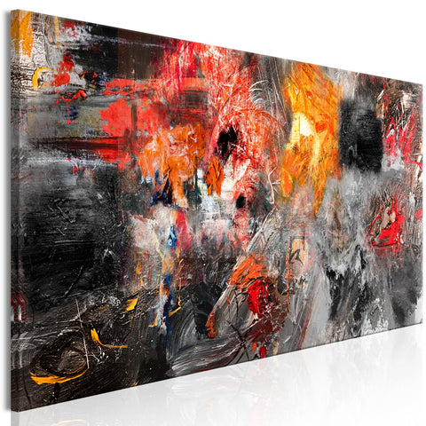 Canvas Print - Bloody Battle