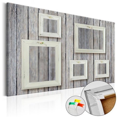 Decorative Pinboard - Stylish Gallery [Corkboard]
