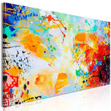 Canvas Print - Memory of Childhood (1 Part) Narrow
