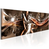 Canvas Print - Waves of Passion
