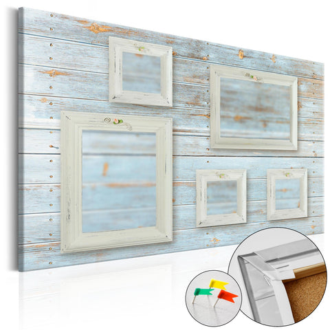 Decorative Pinboard - Retro Gallery [Corkboard]