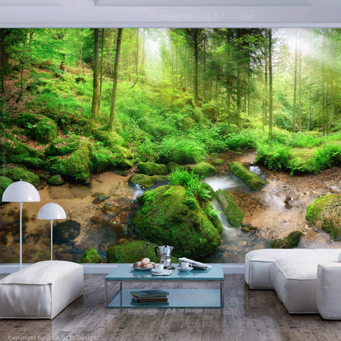 Wallpaper - Humid Forest